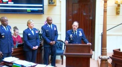 Commander of Air Force Sustainment Center Praises UAMMI to Utah Senate