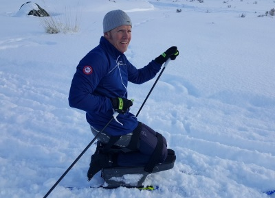 University of Utah mechanical engineers teamed up to give Paralympic cross country skier a shot at gold