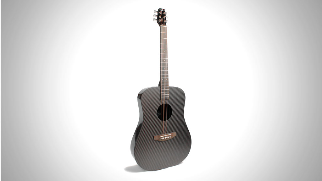 New Product – KLOS Full-Sized Guitar