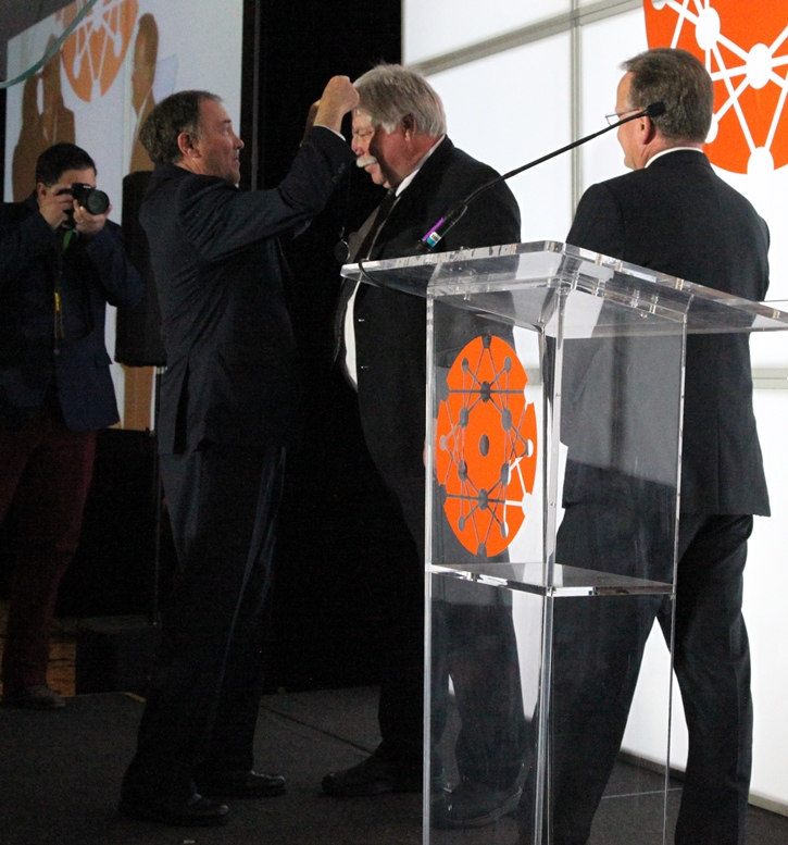 George Hansen Awarded Prestigious Governor's Medal