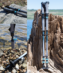 New Product – PureTrek Carbon Fiber Water Purifier/Trekking Pole