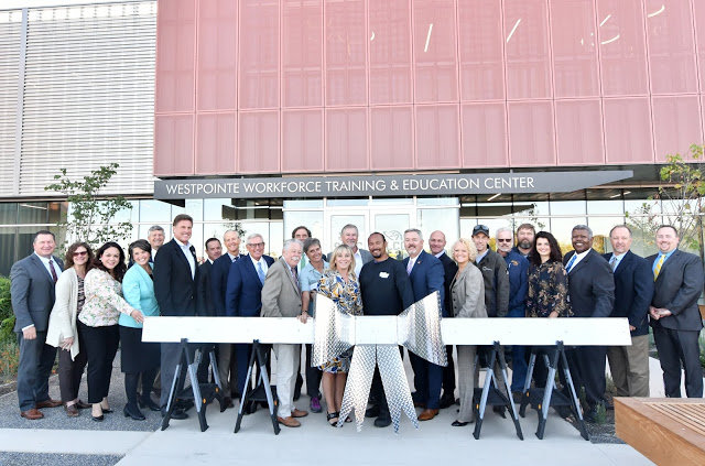 SLCC Officially Opens the Westpointe Workforce Training & Education Center