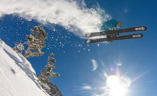 DPS Skis Partners with World Renowned Freeskier Dash Longe