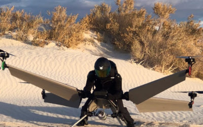 UAMMI and ElectraFly to Make 3D Printed Urban Air Mobility (UAM) Aircraft Parts