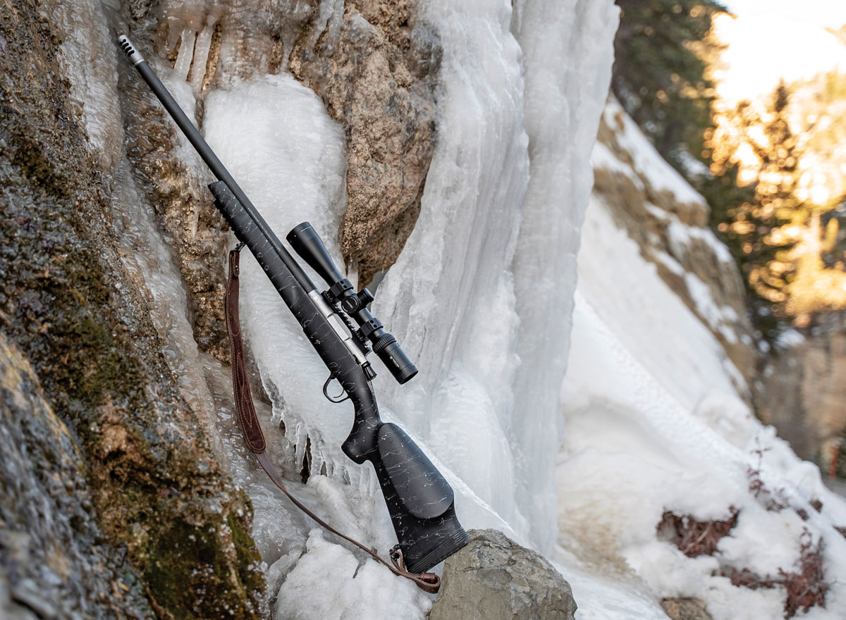 Christensen Arms Announces New Carbon-Fiber Firearm