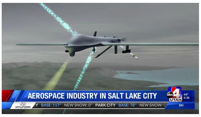 Utah's Aerospace Industry Next Economic Powerhouse