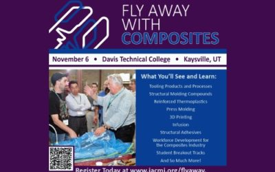 Nov 6th – Fly Away With Composites Workshop