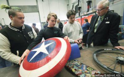 Aerospace Pathways Program Expands to Tooele