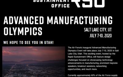 Additive Mfg Olympics – July 2020