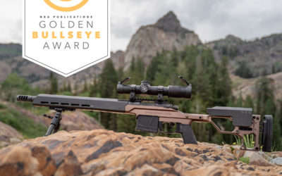 """Christensen Arms Awarded """"Rifle of the Year"""""""