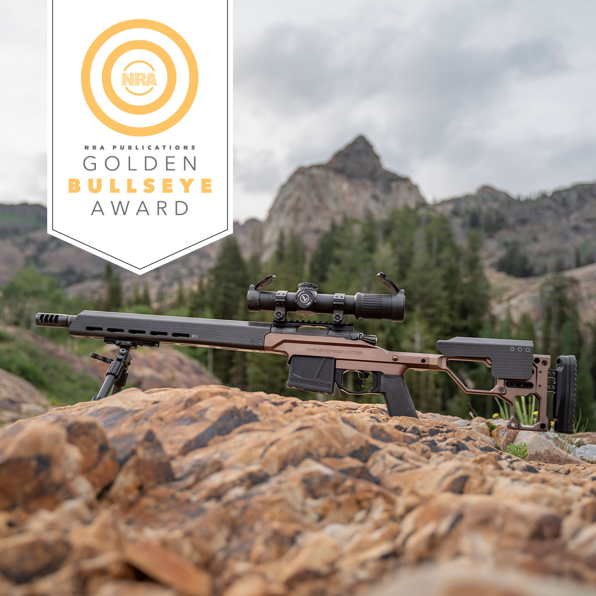 "Christensen Arms Awarded ""Rifle of the Year"""