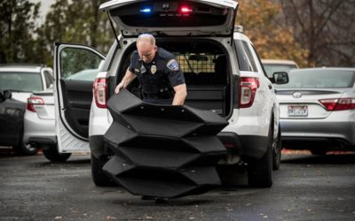 ATCS Announces New Origami Police Shield