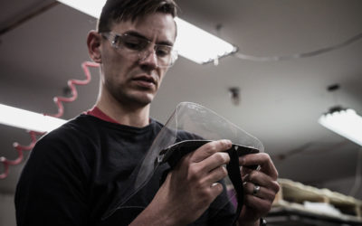 Utah Outdoor Companies Join Forces to Manufacture PPE for Healthcare Workers