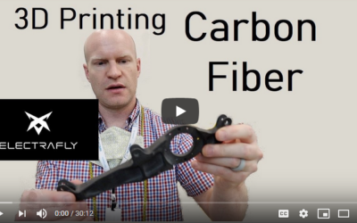 Video – How to 3D Print With Carbon Fiber