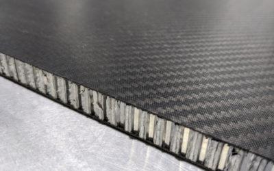 Rock West Composites Adds Aluminum Honeycomb Core Panels to Lineup