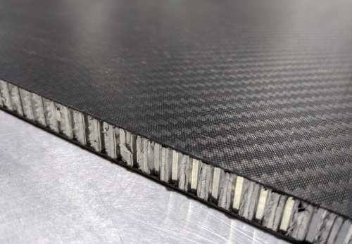 Rock West Composites Adds Aluminum Honeycomb Core Panels to Lineup