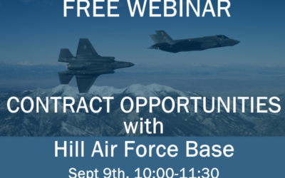 PTAC-UAMMI Webinar – Grant & Contract Opportunities with HAFB