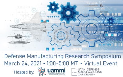 Defense Manufacturing Symposium – March 24th