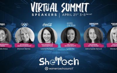 SheTech Virtual Summit for WTC Community