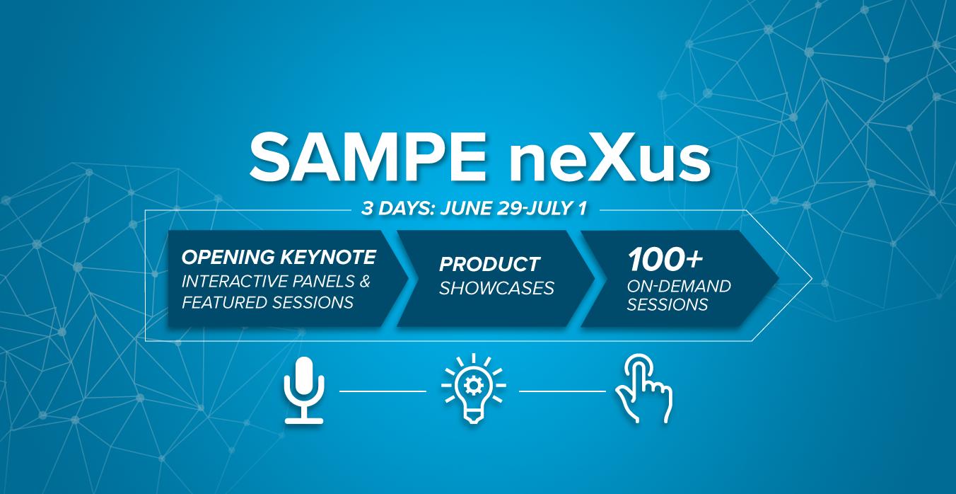 SAMPE neXus 2021